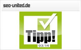 Seo-United Tipp! 3/2014